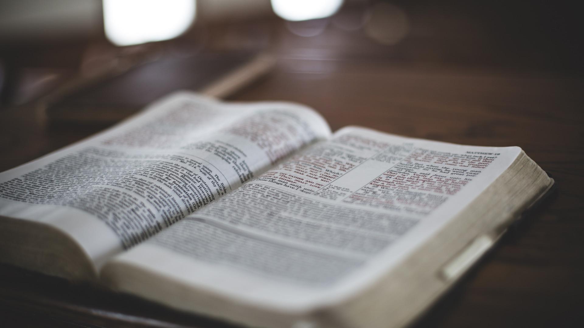 bible open key john church titus pastor children terms