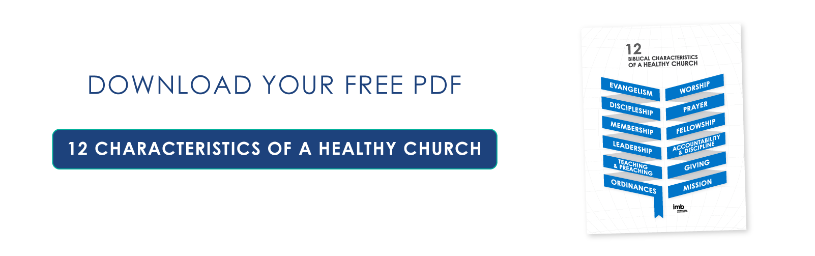 12 Characteristics of a Healthy Church