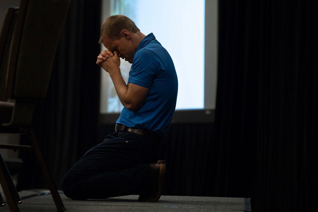 Trustee meeting prayer