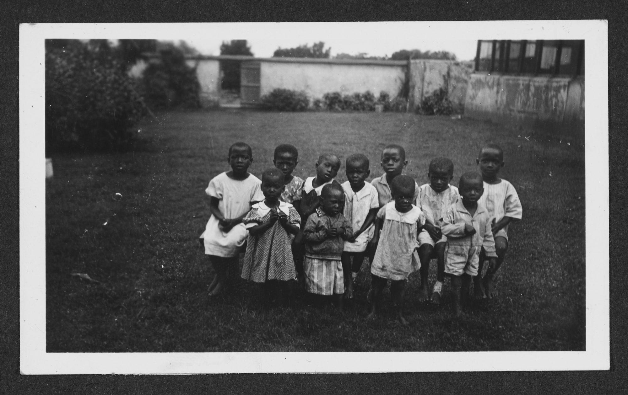 Home for Motherless Children, Nigeria
