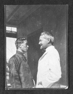 Ting Li Mei and Charles Hartwell