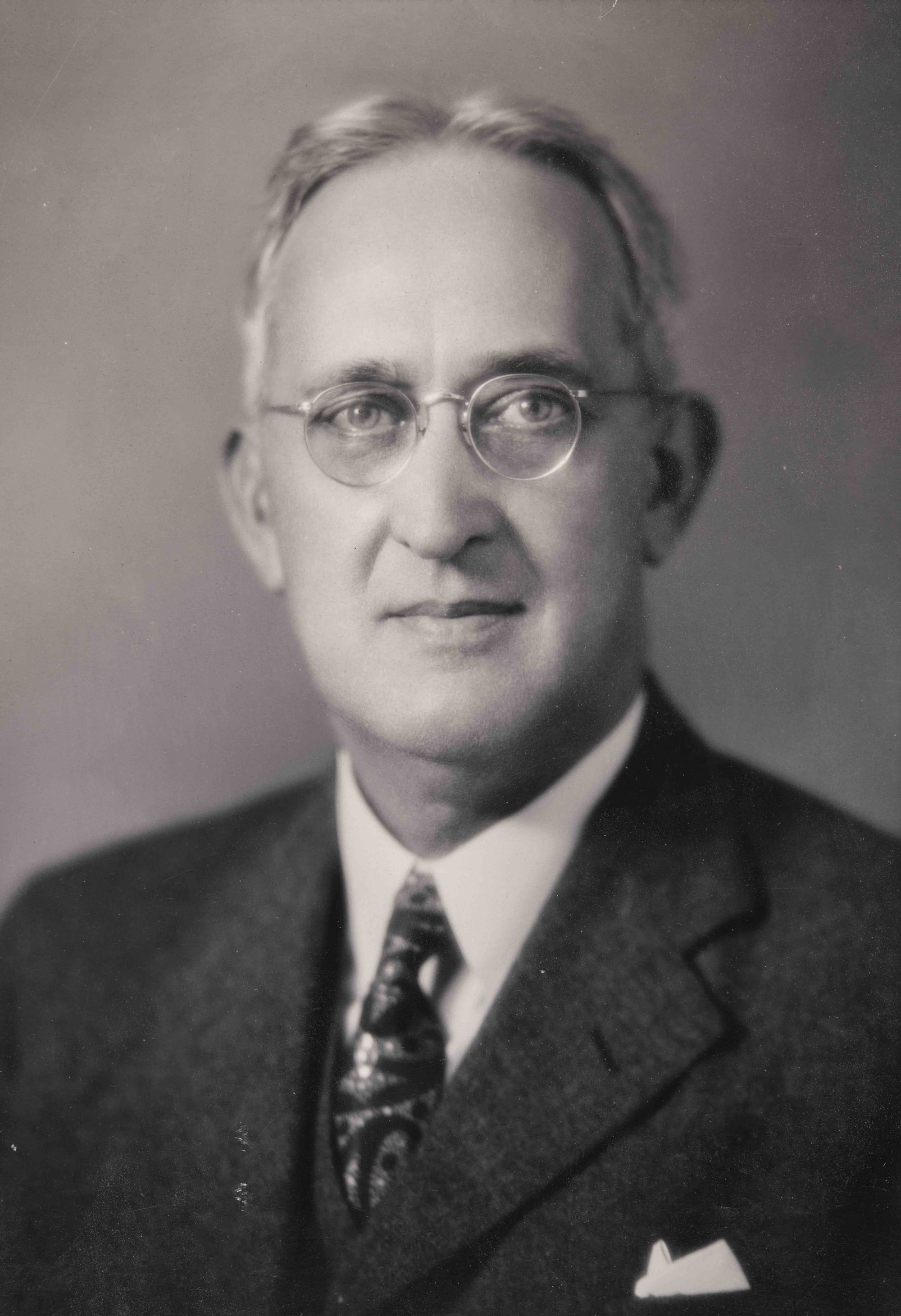 Charles E. Maddry