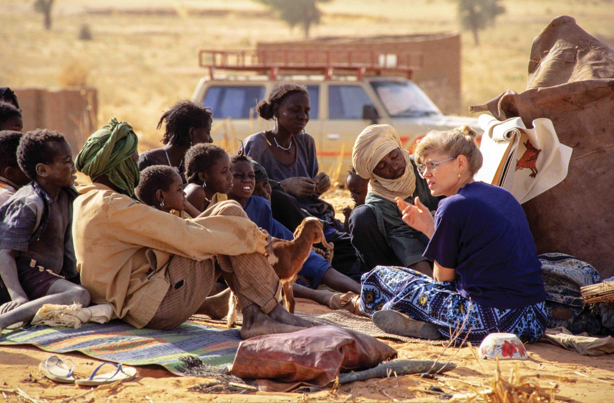 Bible Storying Group, Niger