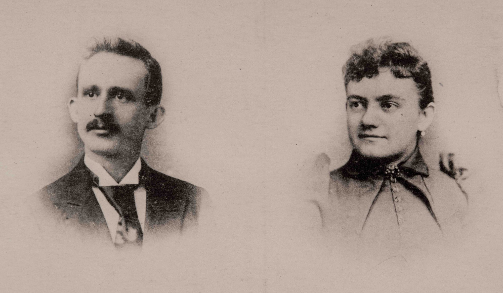 Ernest and Claudia Walne