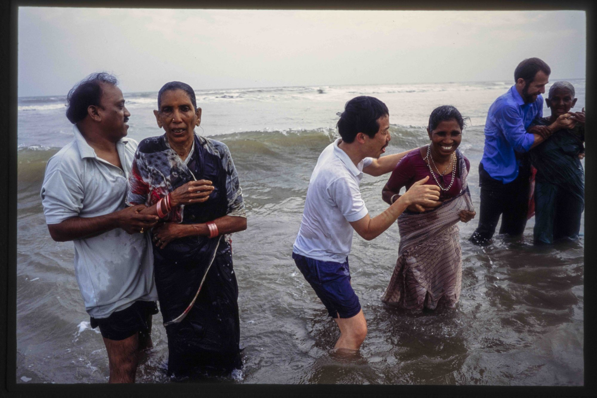 Baptisms in South Asia